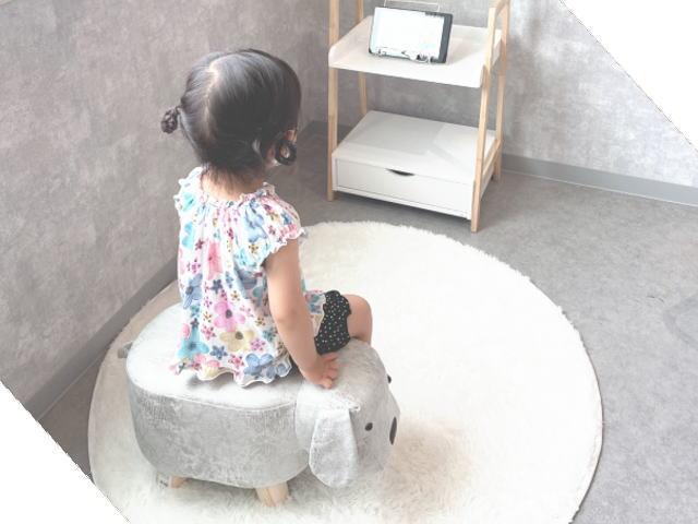 徳島県川内町のヘアルーム(美容院)-キッズコーナー完備-